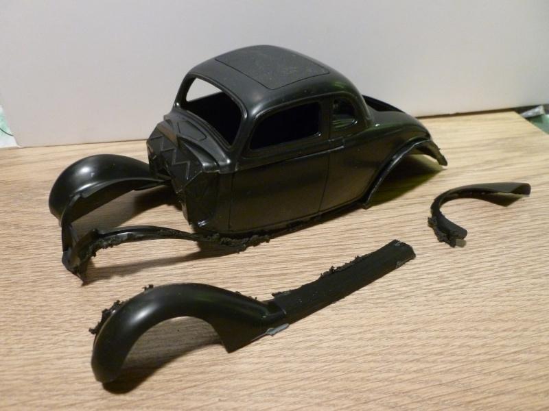 Ford 36' rat rod to Texaco 36_210