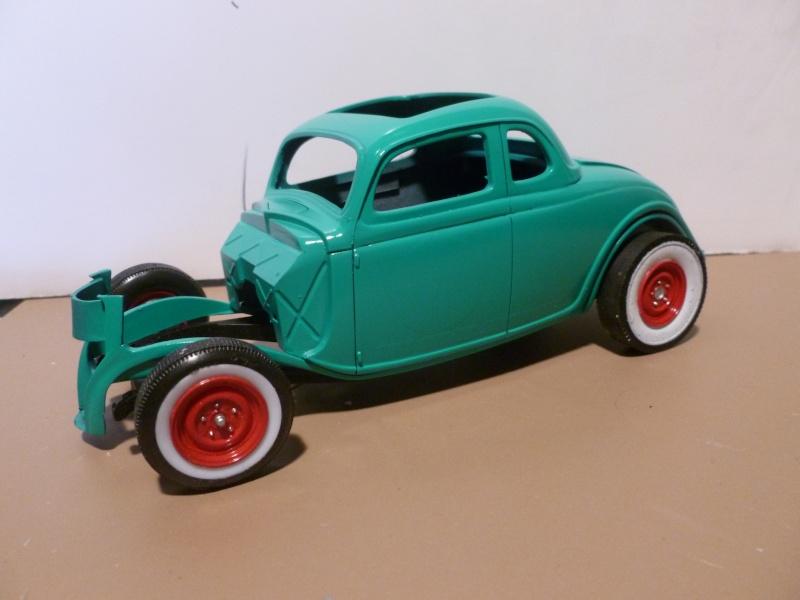 Ford 36' rat rod to Texaco 36_910