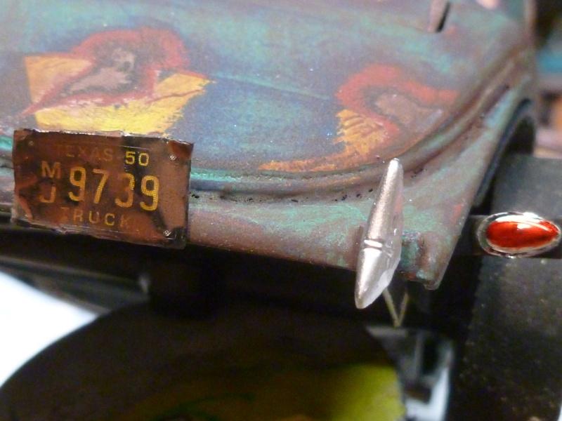 Ford 36' rat rod to Texaco P1020678