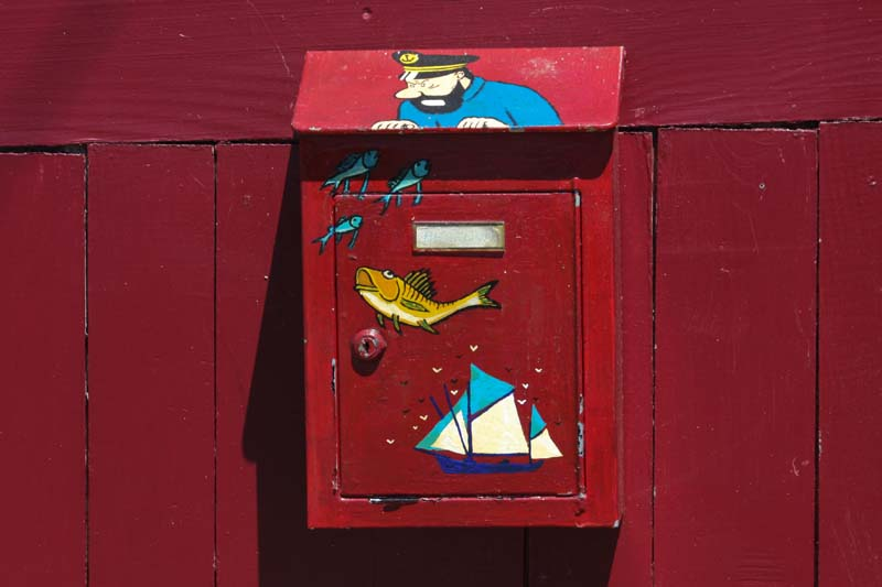 De charmantes boites aux lettres Clavez10