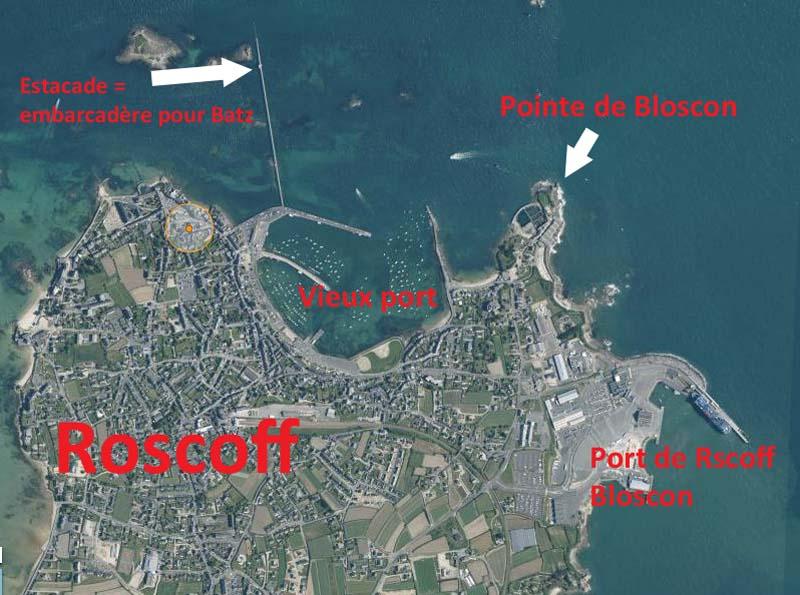Bloscon : le port en eaux profondes de Roscoff Roscof10