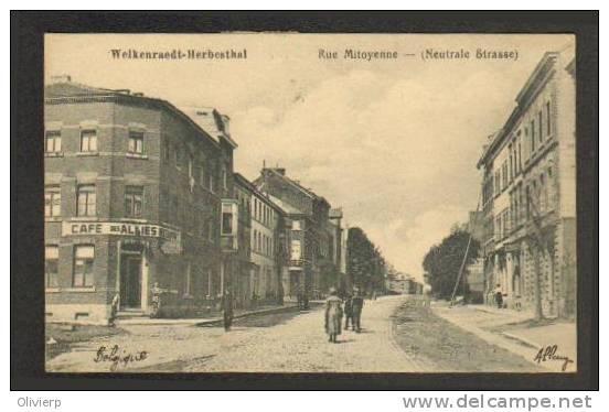 FRONTIERE BELGO-ALLEMANDE AU 3 AOÛT 1914 3aoat113