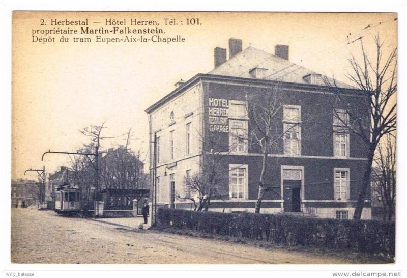 FRONTIERE BELGO-ALLEMANDE AU 3 AOÛT 1914 3aoat114