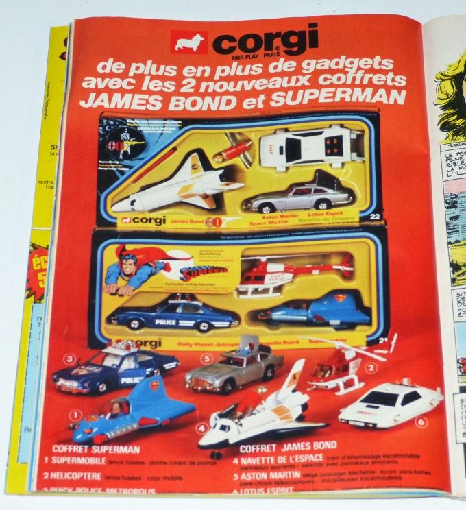"""Les """"petites voitures"""" à l'effigie des héros des années 80 - Page 3 Corgi10"""