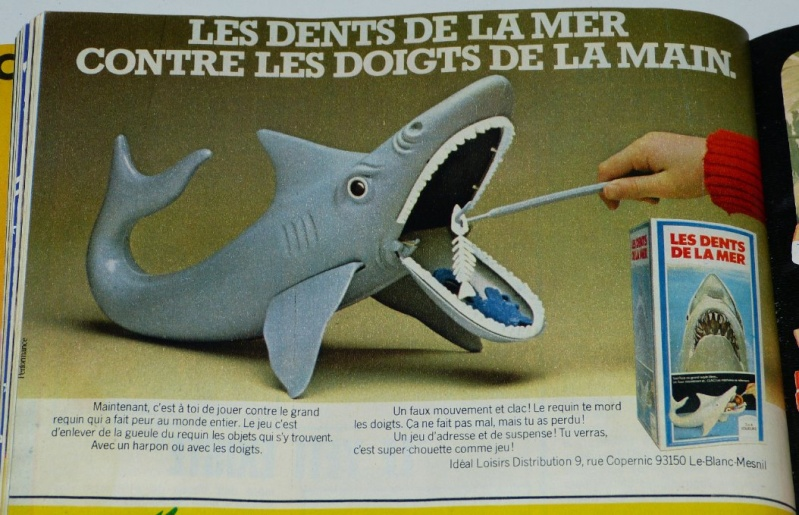 Les Dents de la Mer - JAWS (IDEAL) Dents10