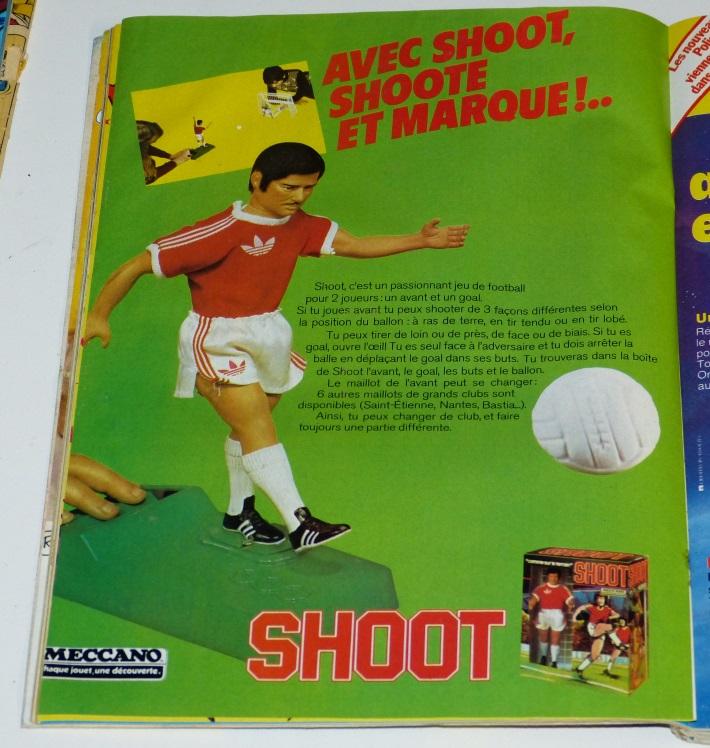 SHOOT - Meccano : le jeu de football Soot11