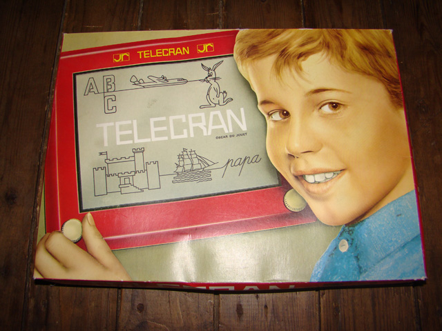 Le TELECRAN l'écran magique Telecr10