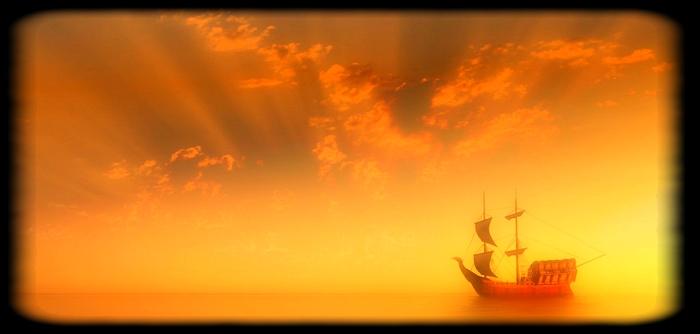 Sur le ponton écarlate Boat10