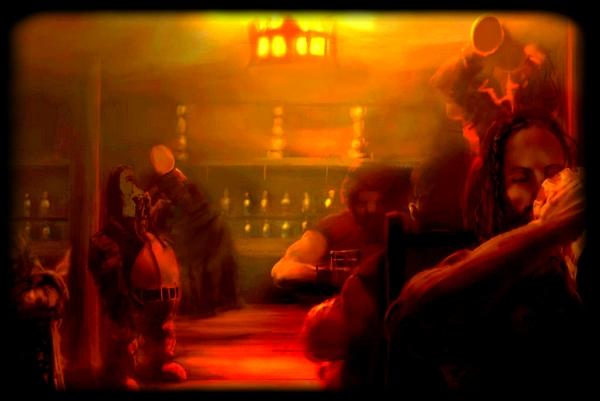 Sur le ponton écarlate Tavern10