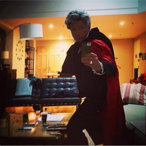 Sean Pertwee as Jon Pertwee Pertwe10