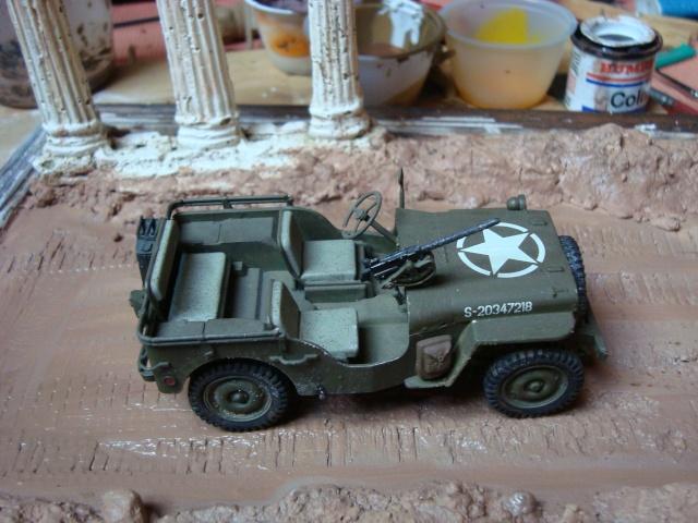 "Wyllis ""commando"" Italeri 1/35 Dsc03924"