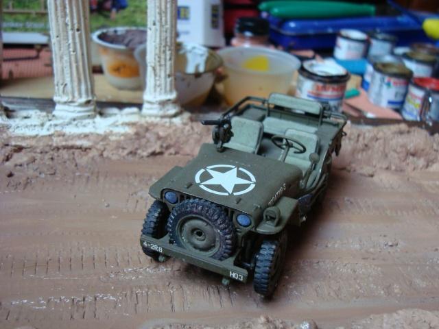 "Wyllis ""commando"" Italeri 1/35 Dsc03925"