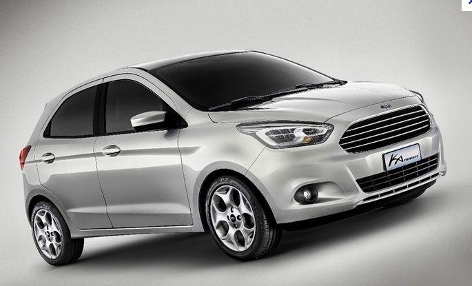 Ford, un look unique!!! Ka10