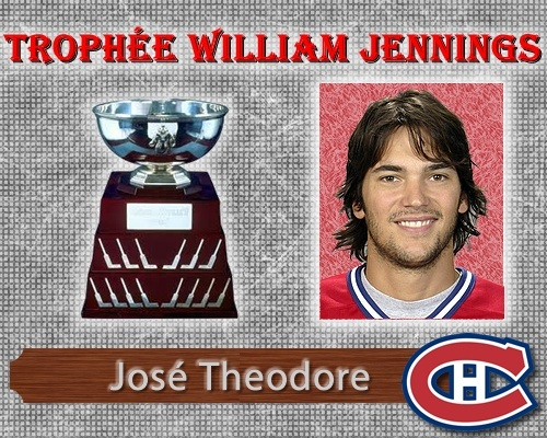 Trophée William Jennings Trophy38