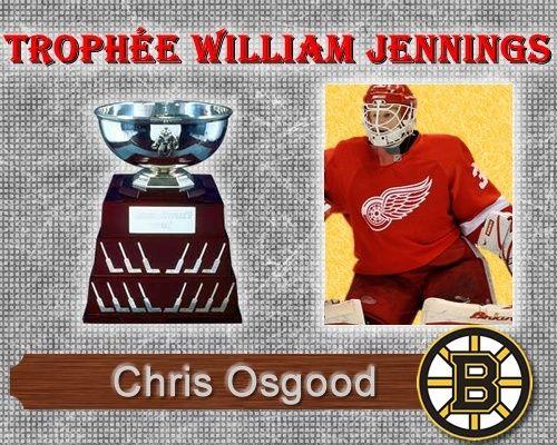 Trophée William Jennings Trophy58