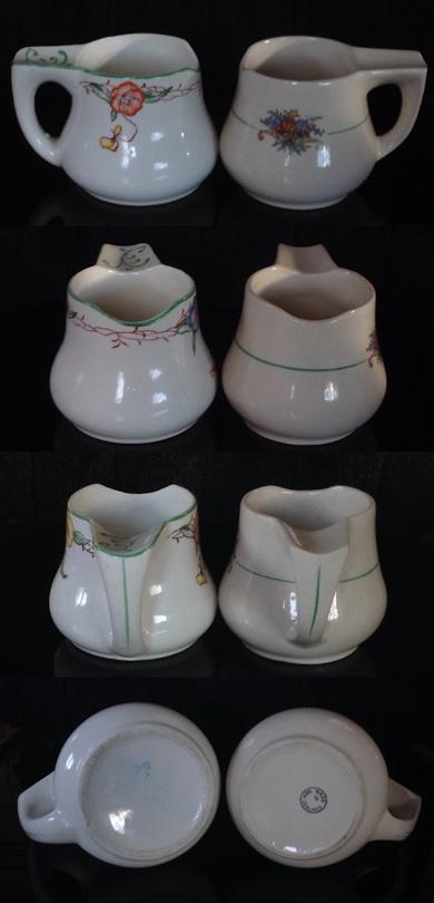 Rare Crown Lynn Jug, one of a kind? - Is a 714 old shaving mug .. 2shavi10