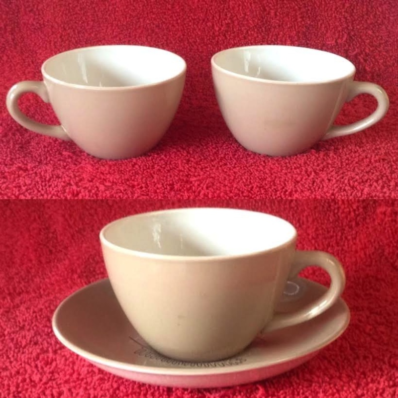 Reflections duos: a guide to matching cups and saucers 3616mu10