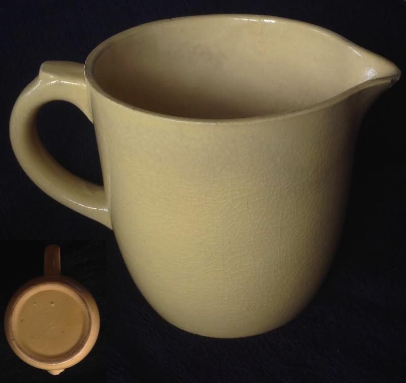 Ambrico (!!) five inch jug no number Ambric10