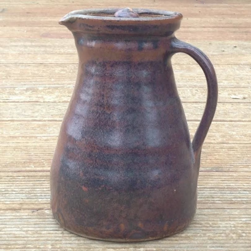 Barry Brickell mugs and coffee pot Bricke10