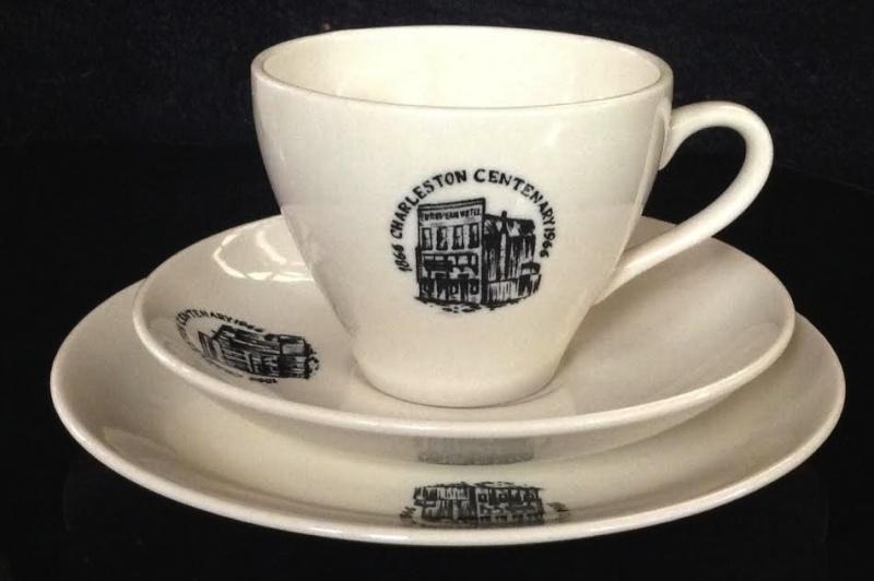 Charleston Centenary 1866-1966 Charle10