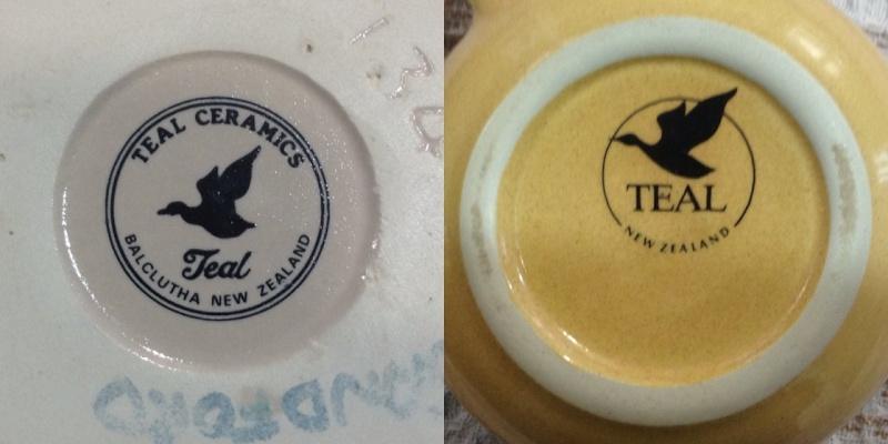 Teal Designs by Keith Sandford vs Ken Doidge Duck10