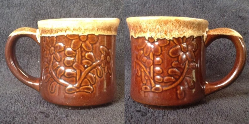 More Aquila Knobbly Ware for the gallery. Flower10