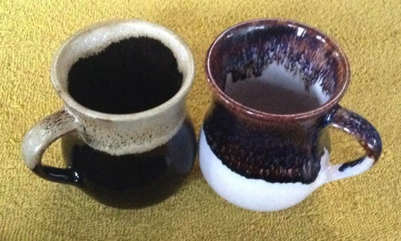 Kermiko standard mug, different glazes Kermik10