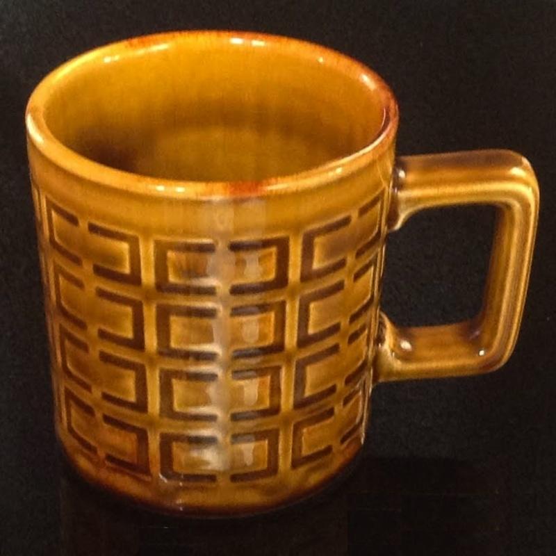Castware 1168 Maze Mug Maze10