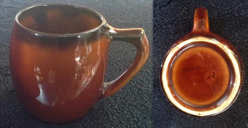 brown Terra Ceramics mug Mug10