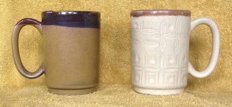 Orzel mug in a Titian shape Orzelt10