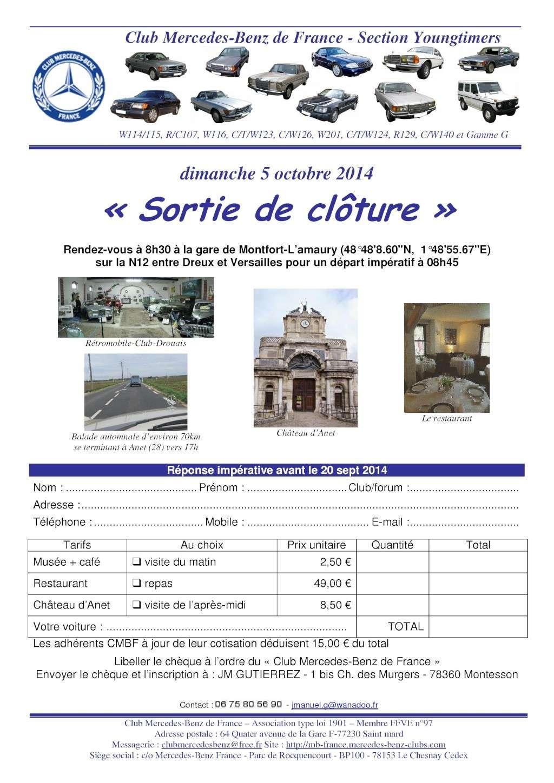 [CMBF - Youngtimers] Sortie de Clôture le dim 5 octobre 2014 2014_111