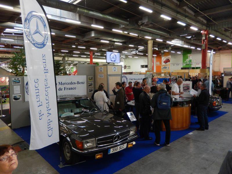 [Automédon 2014] Le Club Mercedes-Benz de France s'expose ! - Page 2 Dscn5318