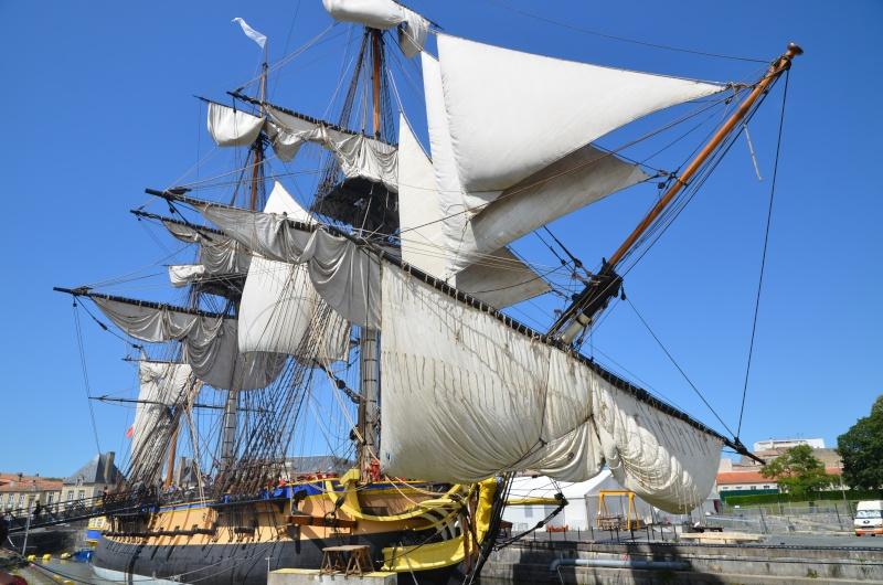 Reconstruction du navire de La Fayette . - Page 9 Dsc_5010