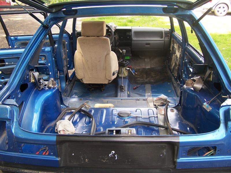 Restauration R11 Turbo phase 1 100_3211