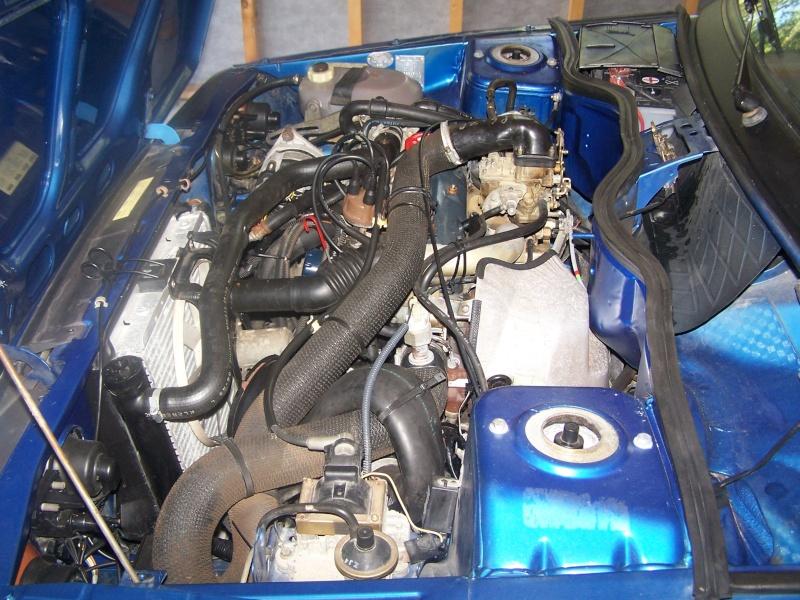 Restauration R11 Turbo phase 1 100_3611