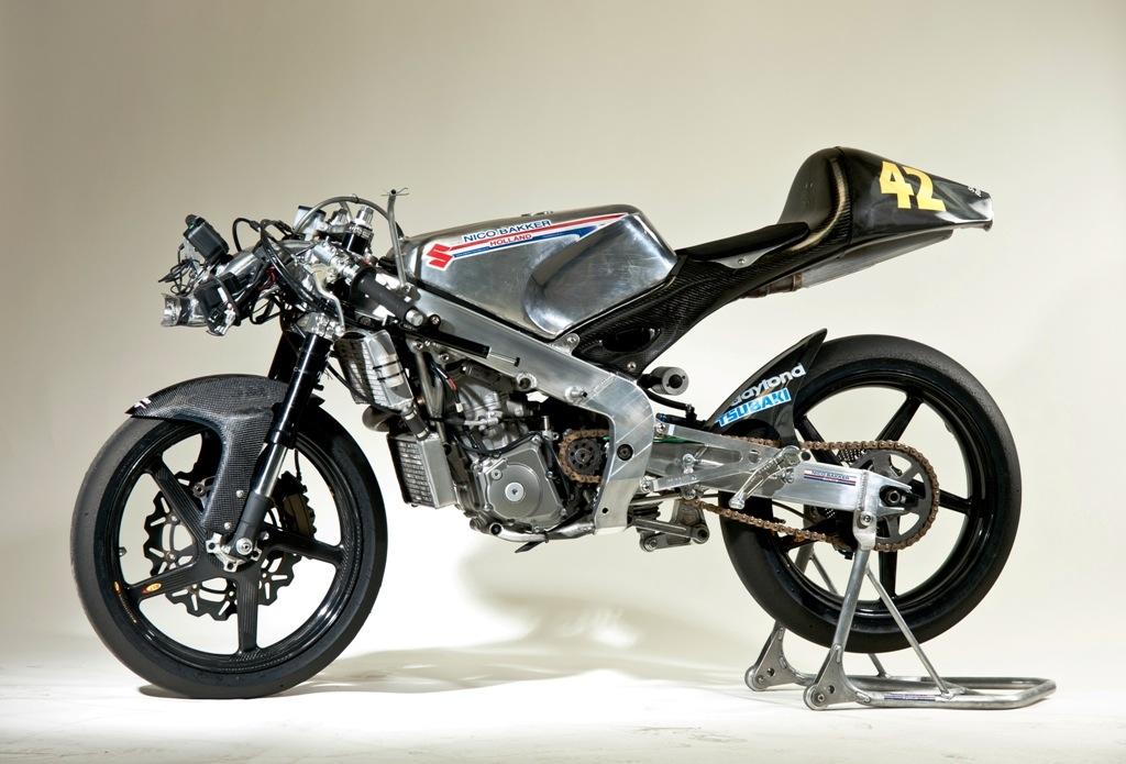 Bakker RM-Z250r, Moto3 Bakker10