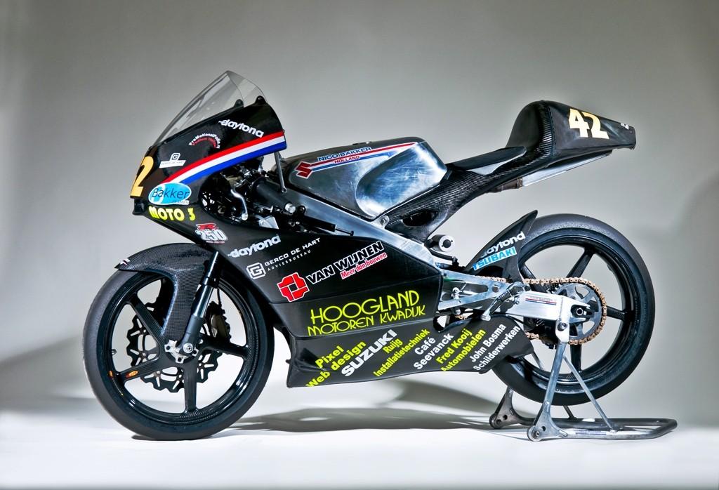 Bakker RM-Z250r, Moto3 Bakker11