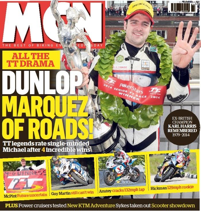 Road Races, TT et courses sur route  - Page 9 Jun1110