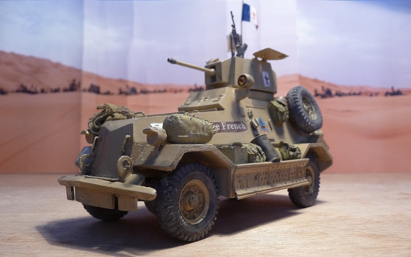 Wespe models N° 35004- MARMON HERRINGTON MKIII- Lybie & Sud Tunisie 1942/43 - Véhicule de commandement. P1050628