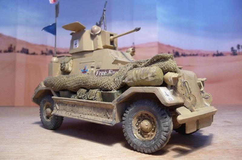 Wespe models N° 35004- MARMON HERRINGTON MKIII- Lybie & Sud Tunisie 1942/43 - Véhicule de commandement. P1050629