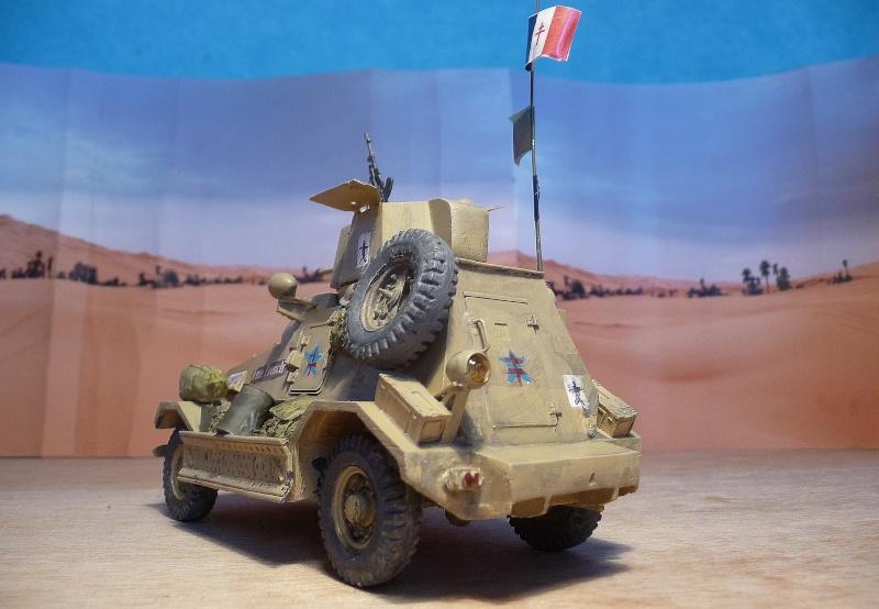 Wespe models N° 35004- MARMON HERRINGTON MKIII- Lybie & Sud Tunisie 1942/43 - Véhicule de commandement. P1050630