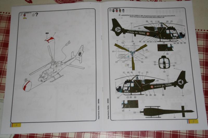 SA 342L Gazelle HELLER 1/50 Img_7511
