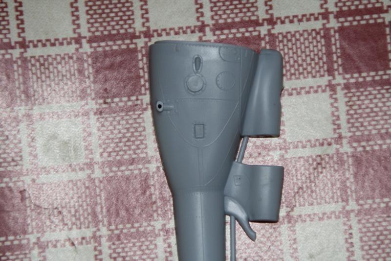 SA 342L Gazelle HELLER 1/50 Img_7517