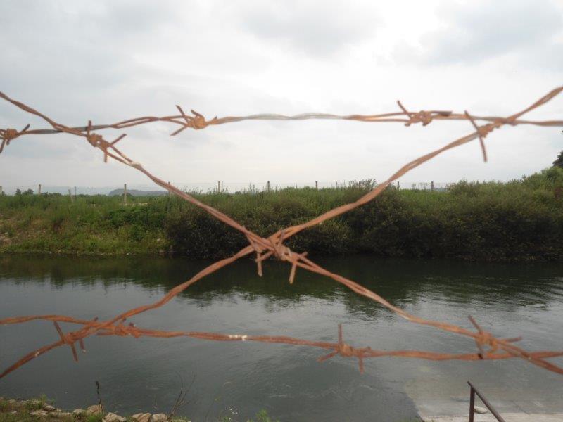frontiere Nord Koreenne avec la Chine Dsc05521