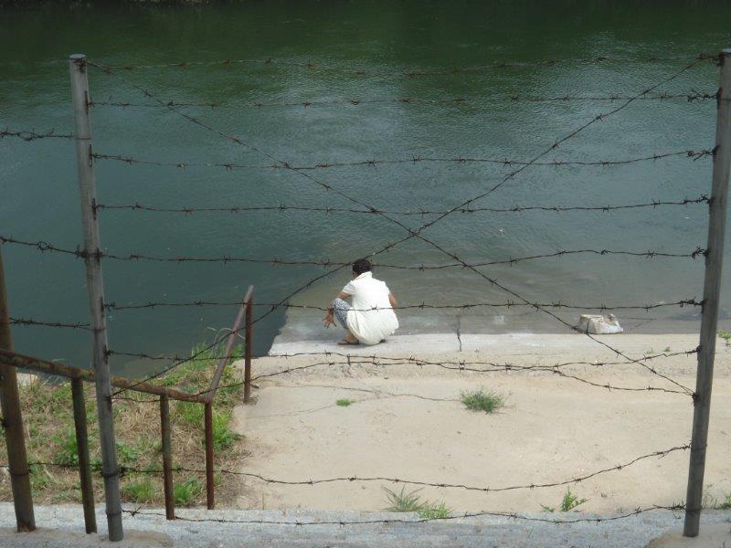 frontiere Nord Koreenne avec la Chine Dsc05523