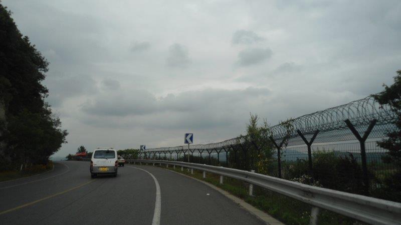 frontiere Nord Koreenne avec la Chine Dsc05611