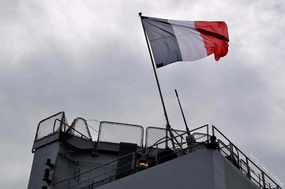 Le BPC Mistral, de la marine nationale française, en visite à Québec Srb_0654