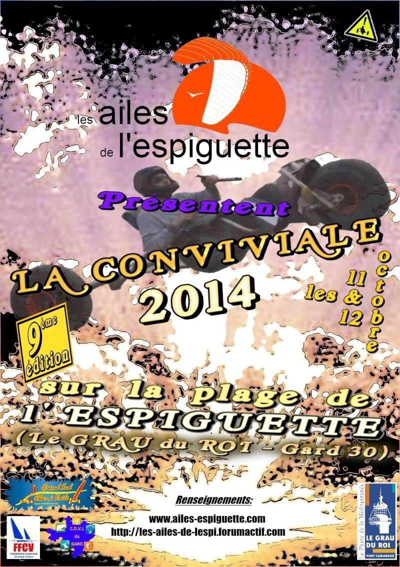 Conviviale - L'Espiguette - 11 Oct. 2014 Conviv10