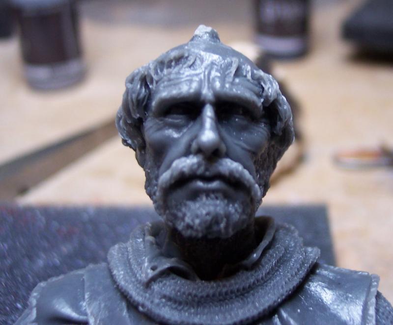 After the Battle, Büste von Andrea Miniatures in 1/10 Forum012