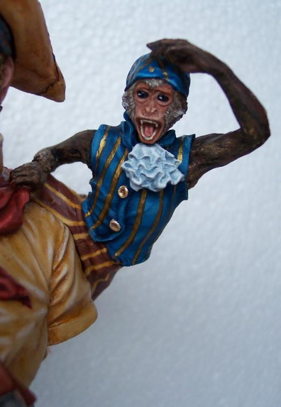 Young Miniature-The Pirat YH1820-Resinbüste 1/10 Piratf11